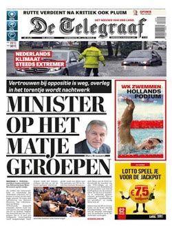 De Telegraaf Weekend en Digitaal aanbiedingen voor een abonnement of proefabonnement