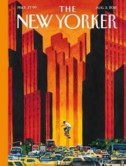 The New Yorker  aanbiedingen voor een abonnement of proefabonnement