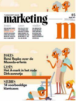 Tijdschrift voor Marketing  aanbiedingen voor een abonnement of proefabonnement