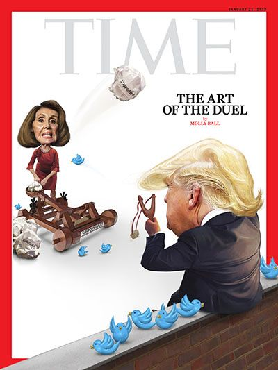 Time Magazine aanbiedingen