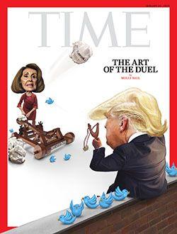 Time Magazine aanbiedingen voor een abonnement of proefabonnement