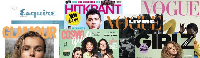 Het is 'up or out' voor ieder tijdschrift