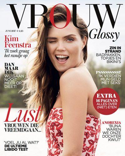 Afbeeldingsresultaat voor vrouw glossy magazine nederland cover