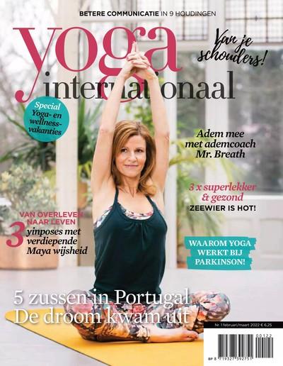 Yoga International aanbiedingen